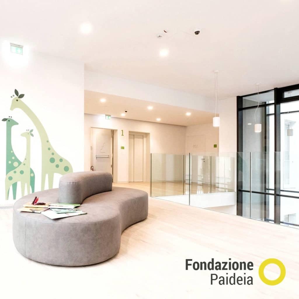 open house 2019 Nuovo Centro Paideia Studio Bulbus Torino