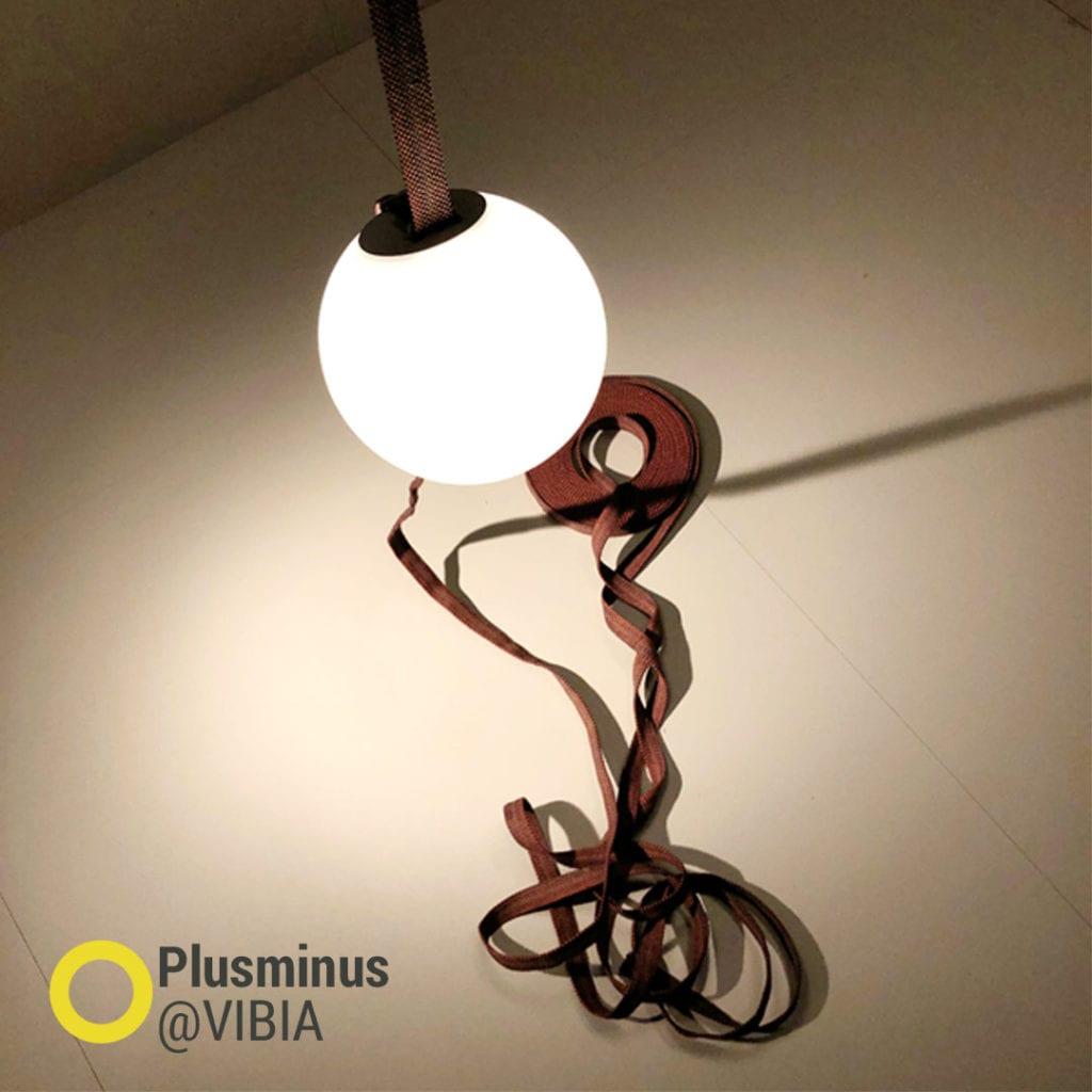 Euroluce 2019 prodotto Plusminus