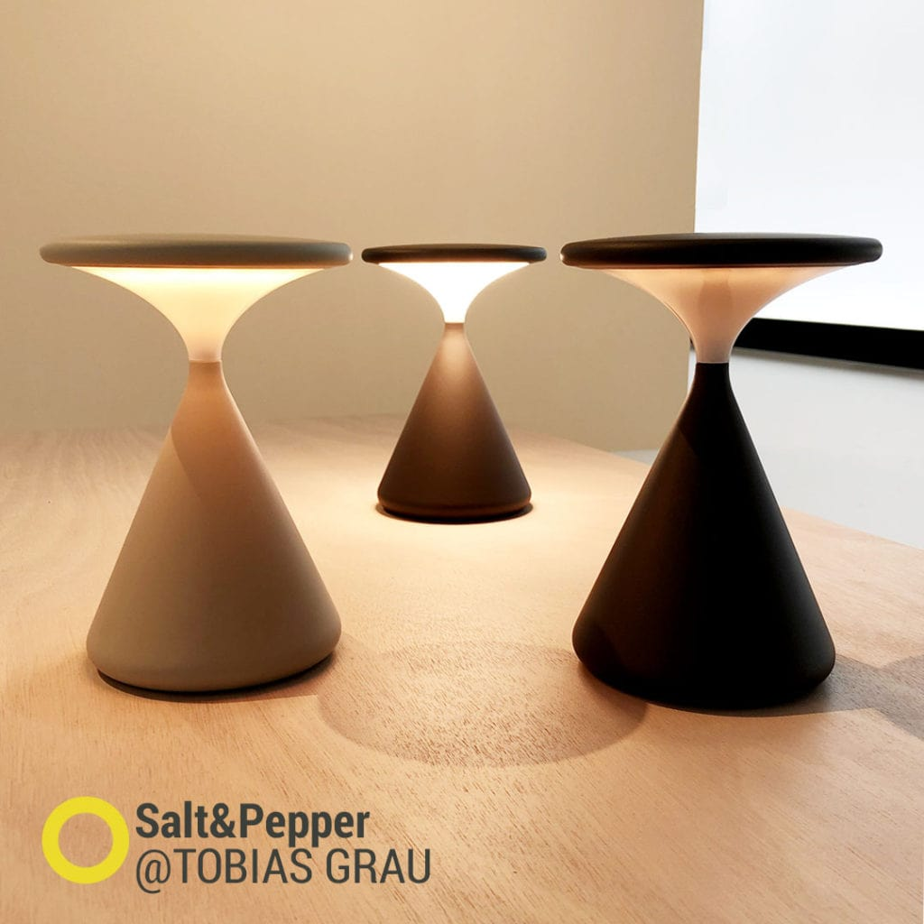 Euroluce 2019 prodotto Salt and Pepper