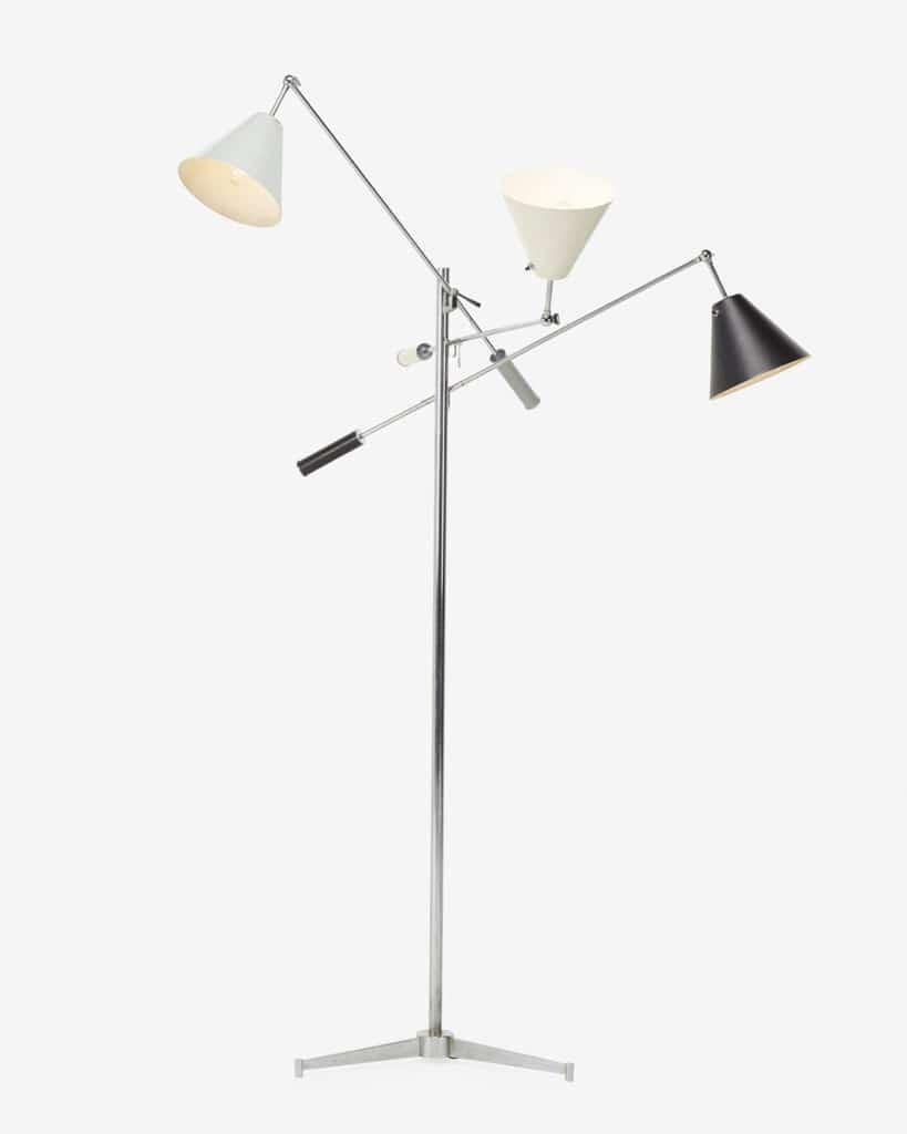 7 oggetti lighting design triennale
