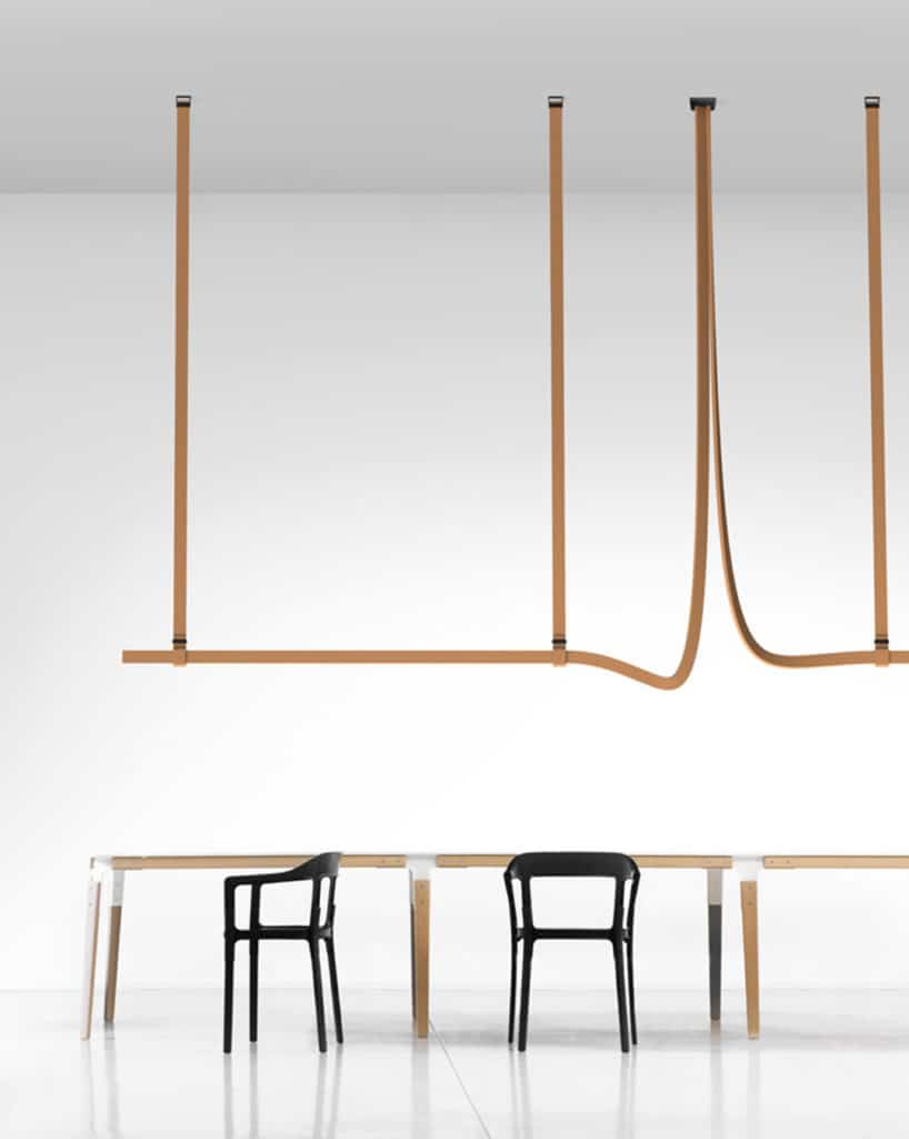 Trend nel lighting design 2020: Belt by Flos