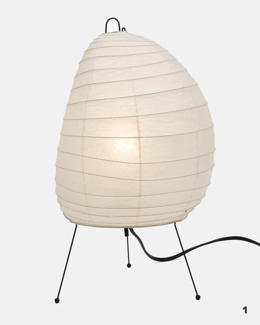 Akari Light Sculptures novità illuminazione design ecosostenibile