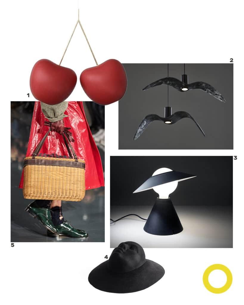 Queeboo Stilnovo Margiela novità 2021 illuminazione stile onirico selezione Bulbus
